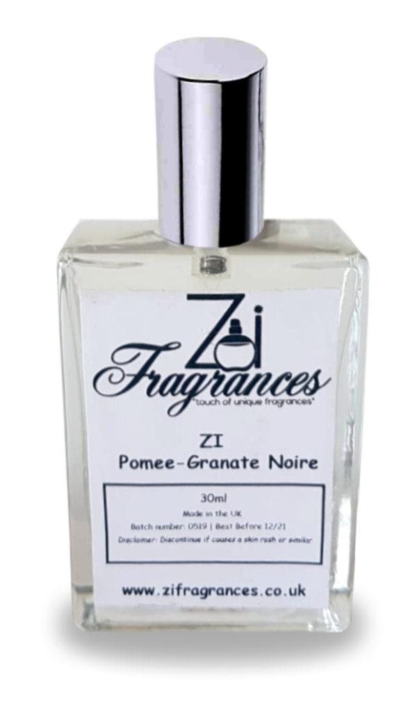 ZI Pomee-Granate Noire